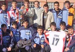 Pazar Atatürk Lisesi, il şampiyonu