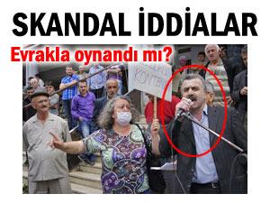 EYLEME KATILAN İŞÇİ GÖREVİNDEN ALINDI!