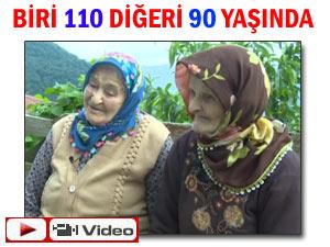İki Trabzonlu Nineler Ekranı Kilitledi!