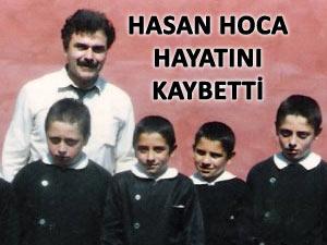 Emekli öğretmen Hasan Sancak vefat etti