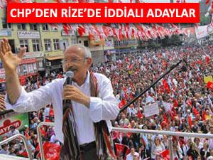 CHPnin ilçe belediye başkan adayları açıklandı