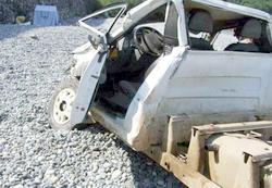 Hopada trafik kazası: 1 ölü