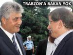 Bakan çıkaramayan Trabzon nasıl teselli buldu!