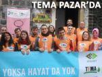 TEMA Vakfı, Pazar'da faaliyetlerine başladı