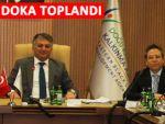 Rize Valisinin başkanlığında Trabzonda toplandı