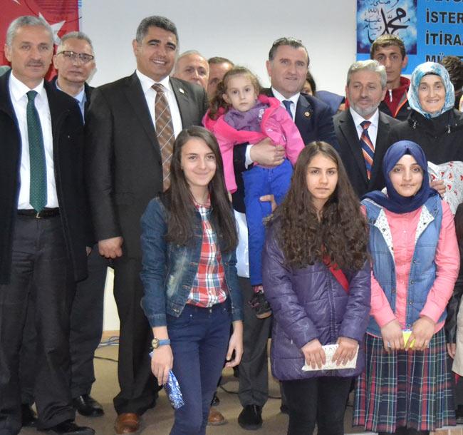 Pazar Belediyesi ile m�ft�l�kten ortak program